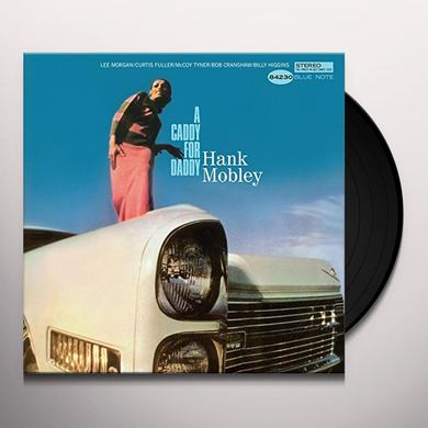 Hank Mobley CADDY FOR DADDY Vinyl Record