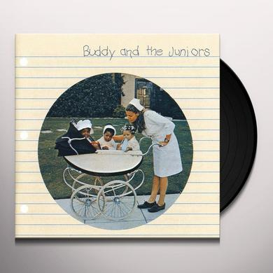 BUDDY GUY & THE JUNIORS Vinyl Record - 180 Gram Pressing, Spain Import