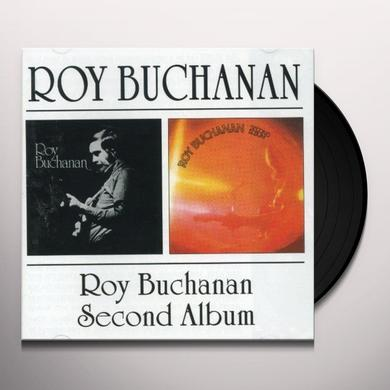 Roy Buchanan SECOND ALBUM Vinyl Record - 180 Gram Pressing, Spain Import
