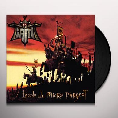 IAM L'ECOLE DU MICRO D'ARGENT Vinyl Record