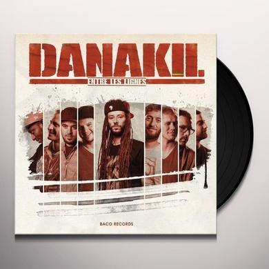 Danakil ENTRE LES LIGNES Vinyl Record