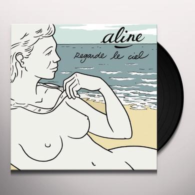 Aline REGARDE LE CIEL Vinyl Record