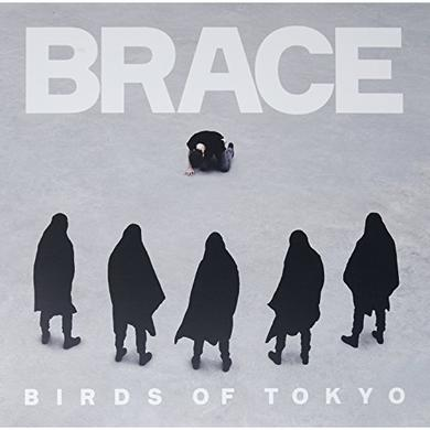 Birds Of Tokyo BRACE (LIMITED EDITION WHITE VINYL) Vinyl Record