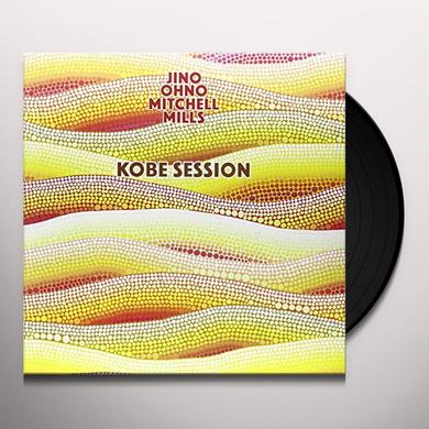 Jeff Mills KOBE SESSION Vinyl Record