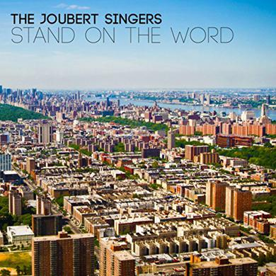 Joubert Singers STAND ON THE WORD (FRA) Vinyl Record