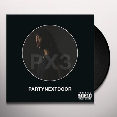 PARTYNEXTDOOR 3 Vinyl Record - Canada Release