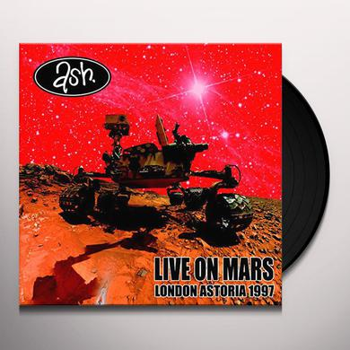 Ash LIVE ON MARS: LONDON ASTORIA 1997 Vinyl Record - UK Import