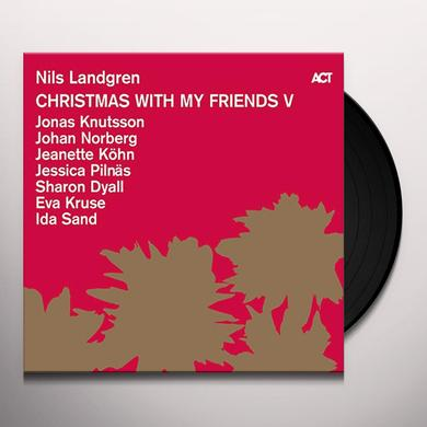 Nils Landgren CHRISTMAS WITH MY FRIENDS V Vinyl Record