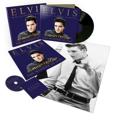 WONDER OF YOU: ELVIS PRESLEY - DELUXE EDITION Vinyl Record