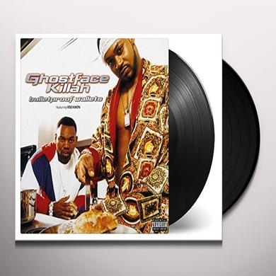 Ghostface Killah BULLETPROOF WALLETS (FT RAEKWON) Vinyl Record - Holland Import