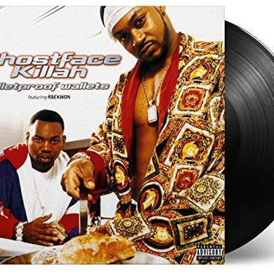 Ghostface Killah BULLETPROOF WALLETS (FT RAEKWON) Vinyl Record