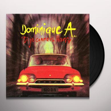 Dominique A SI JE CONNAIS HARRY Vinyl Record