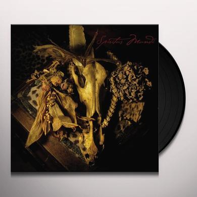 AQUA NEBULA OSCILLATOR SPIRITUS MUNDI (FRA) Vinyl Record