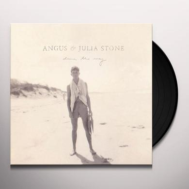 Angus & Julia Stone DOWN THE WAY Vinyl Record