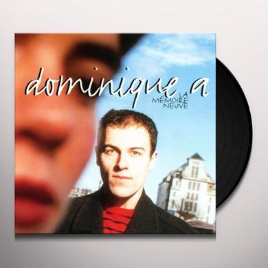 Dominique A LA MEMOIRE NEUVE (FRA) Vinyl Record
