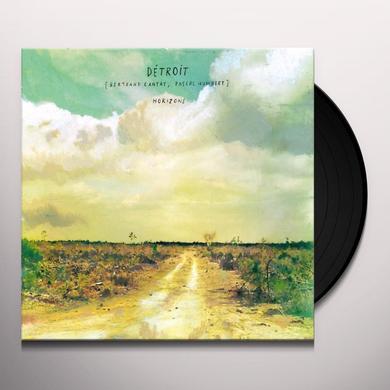 DETROIT HORIZONS Vinyl Record