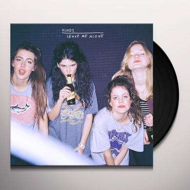 Hinds LEAVE ME ALONE Vinyl Record