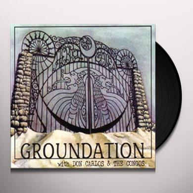 Groundation HEBRON GATE (FRA) Vinyl Record