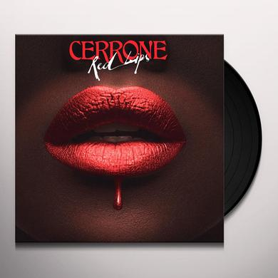 Cerrone RED LIPS Vinyl Record