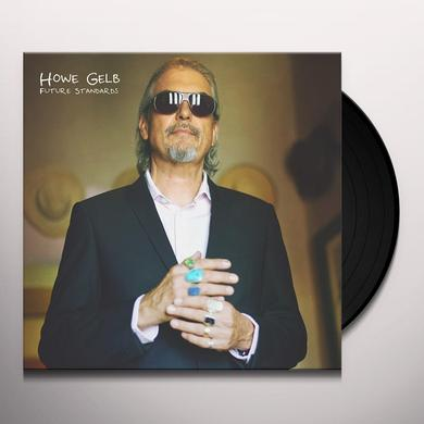Howe Gelb FUTURE STANDARDS Vinyl Record