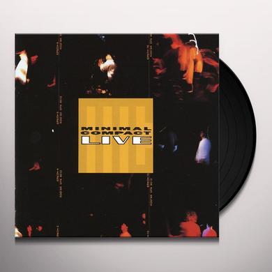Minimal Compact LIVE Vinyl Record