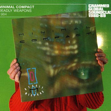 Minimal Compact DEADLY WEAPONS Vinyl Record
