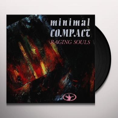 Minimal Compact RAGING SOULS Vinyl Record - Limited Edition, 180 Gram Pressing, Reissue
