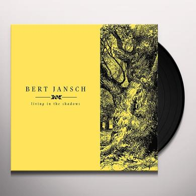 Bert Jansch LIVING IN THE SHADOWS Vinyl Record