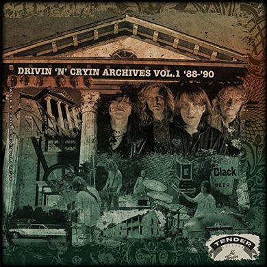 Drivin N Cryin ARCHIVES 1: 1988-1990 Vinyl Record