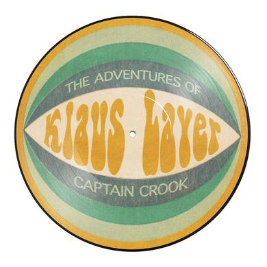 Klaus Layer ADVENTURES OF CAPTAIN CROOK Vinyl Record