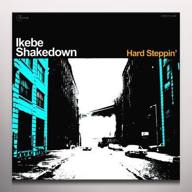 Ikebe Shakedown HARD STEPPIN' Vinyl Record - Blue Vinyl