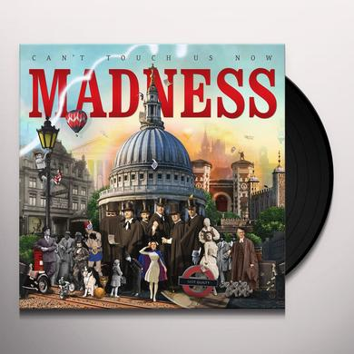 Madness CAN'T TOUCH US NOW Vinyl Record - 180 Gram Pressing
