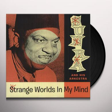 STRANGE WORLDS IN MY MIND Vinyl Record