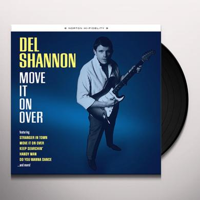 Del Shannon MOVE IT ON OVER Vinyl Record