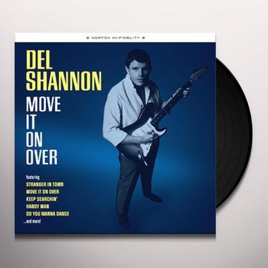Del Shannon MOVE IT ON OVER Vinyl Record