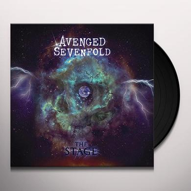 Avenged Sevenfold STAGE Vinyl Record