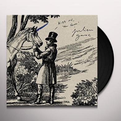 Julien Gasc KISS ME YOU FOOL Vinyl Record