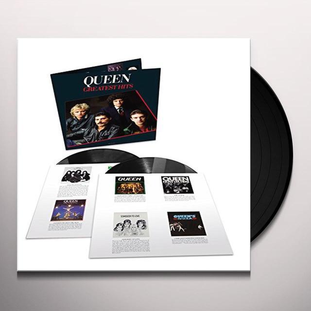 Recordhit: Queen GREATEST HITS I Vinyl Record