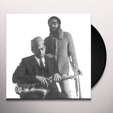 Archie Shepp / Bill Dixon ARCHIE SHEPP-BILL DIXON QUARTET Vinyl Record