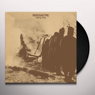 Massacre KILLING TIME Vinyl Record