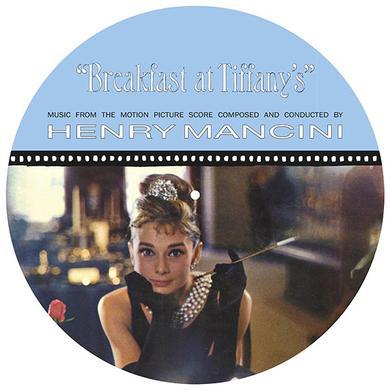 Henry Mancini BREAKFAST AT TIFFANY'S - O.S.T. Vinyl Record