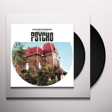 Bernard Herrmann PSYCHO - O.S.T. Vinyl Record