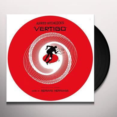 Bernard Herrmann VERTIGO - O.S.T. Vinyl Record