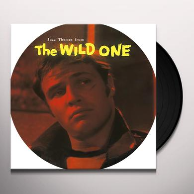 Leith Stevens JAZZ THEMES FROM THE WILD ONE - O.S.T. Vinyl Record - Picture Disc