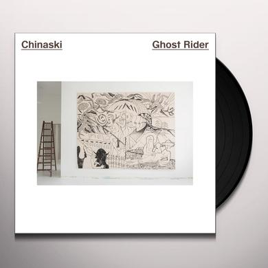 CHINASKI GHOST RIDER Vinyl Record