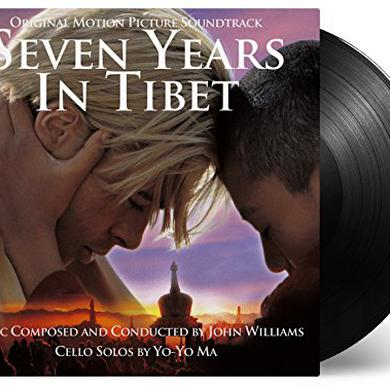 John Williams SEVEN YEARS IN TIBET / O.S.T. Vinyl Record