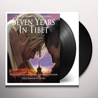 John Williams SEVEN YEARS IN TIBET / O.S.T. Vinyl Record - Holland Import