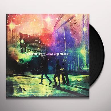 Placebo LIFE'S WHAT YOU MAKE IT (GREEN VINYL) Vinyl Record