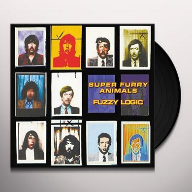 Super Furry Animals FUZZY LOGIC: 20TH ANNIVERSARY DELUXE EDITION Vinyl Record - UK Import