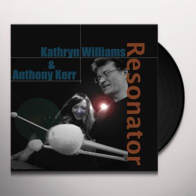 Kathryn Williams RESONATOR Vinyl Record - UK Import